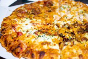 持ち帰りピザのランキングが気になる?宅配ピザの消費税は何%になる?