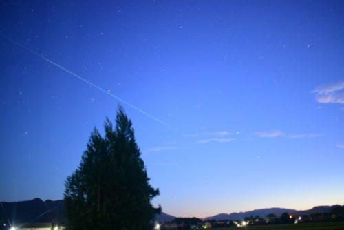 ペルセウス座流星群2020大阪周辺でよく見える場所はどこ?方角や時間も気になる!