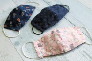 西陣織マスクはどこで買えるの?通販は!値段(価格も)気になる!京都市の織元「財木」が開発